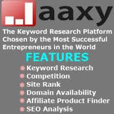 JAAXY Key Word Search Tool